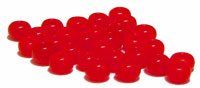 2170 - Seed Beads 11/0 Opaque Red