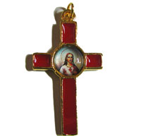 1659 - Sacred Heart Cross