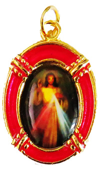2295 - Medal - Divine Mercy - MR1