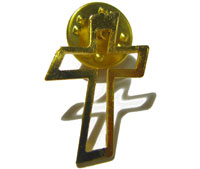 1533 - Pin - Cross