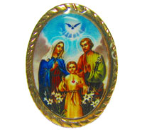 1538 - Pin - Sacred Family