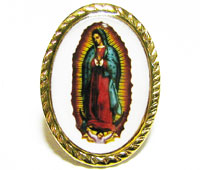 1539 - Pin - Our Lady of Guadalupe