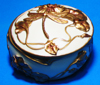 1488 - Art Nouveau - Dragonfly Jewelry Box