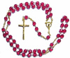 2315 - Fire Polished Rosary - RG