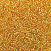 2326 - Seed Beads 10/0 Silver Lined Medium Gold SH