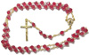 2303 - Glass Rosary - PirRuby