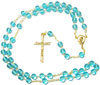 2227 - Glass Rosary - BP6T