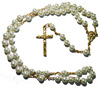 2308 - Pearl Rosary - 6W